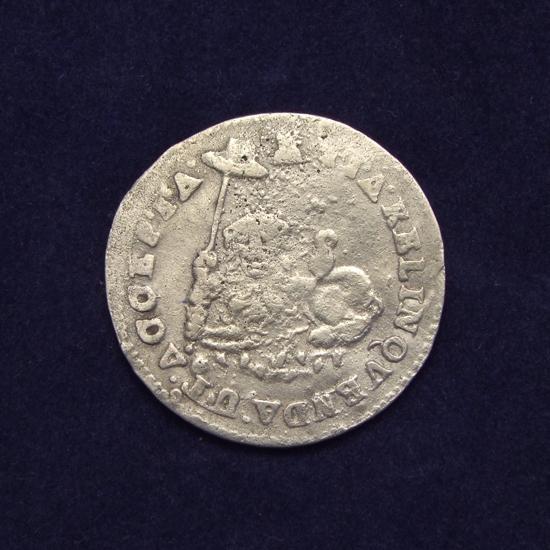 Zeeland, hoedjesschelling (6-stuivers) 1733
