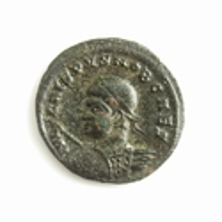 Roman Empire, Crispus (317-326 AD), Æ follis