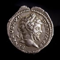 Roman Empire, Septimus Severus, AR Denarius