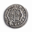 Spain, 1 Real 1652, Segovia mint