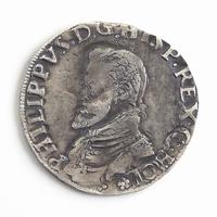 Holland, Dordrecht 1/5 Philipsdaalder zj (1562-1564)