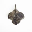 Medieval acorn pendant
