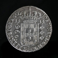 Brasil, Bahia, 960 Reis 1814