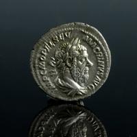 Roman Empire, Macrinus (217-218 AD), AR Denarius