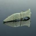 Roman bronze dagger brooch