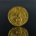 German States, Mainz, Goldgulden, n.d. (1397-1399)