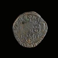 Luik / Liège, Gigot (12 Sols) 1614, Ferdinand van Beieren, R