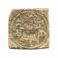 Antwerp, coin weight for Ducat, Arnoldus van Dunwalt
