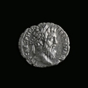 Roman Empire, Pertinax, AR Denarius