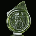 Netherlands, bottle seal with portrait of Prince of Orange