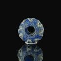 Iron Age, Celtic decorated glass bead, rare
