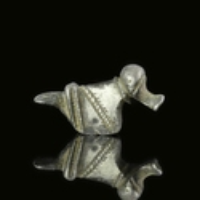 Iron Age, Celtic silver votive bird