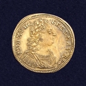Nuremberg, jeton of King Louis XV