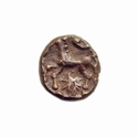 Northern Gaul, Remi tribe, electrum quarter stater