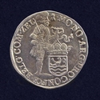 Zeeland, Zilveren Dukaat 1695