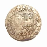 Spain, 1 Real, Granada mint