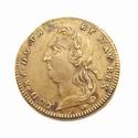 France, jeton of King Louis XV 'Optimo Principi'