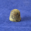 Brass beehive thimble