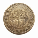 Spain, 2 Reales 1761, Madrid mint
