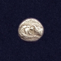 Ancient Greece, Kings of Lydia, Kroisos, AR 1/12 stater