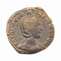 Roman Empire, Otacilia Severa, Æ Sestertius