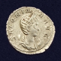 Roman Empire, Salonina (wife of Gallienus), AR Antoninianus