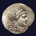Ancient Greece, Aeolis, Myrina, AR Tetradrachm