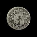 Spain, ½ Real 1731