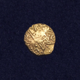 British Celts, Iceni tribe, gold ¼ stater