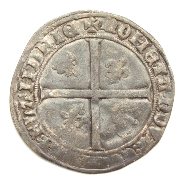 Vlaanderen, Braspenning, struck under Philip the Good between 1421-1433