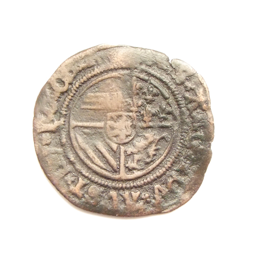 Vlaanderen, double mijt, struck under Philip the Handsome