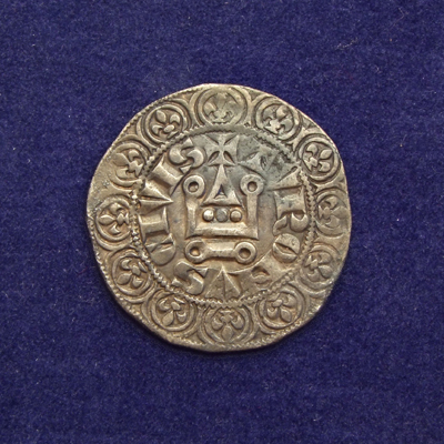 France, Gros Tournois (undated), struck between 1290-1295 under Philip IV