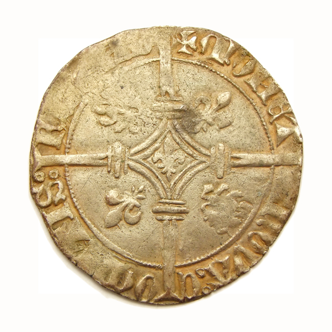 Vlaanderen, Vierlander, struck under Philip the Good (1419-1467)