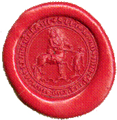 Wax seal impression