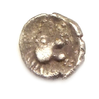 Ancient Greece, Cilicia, uncertain mint, AR Tetartemorion