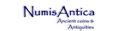 NumisAntica, Ancient coins & Antiquities