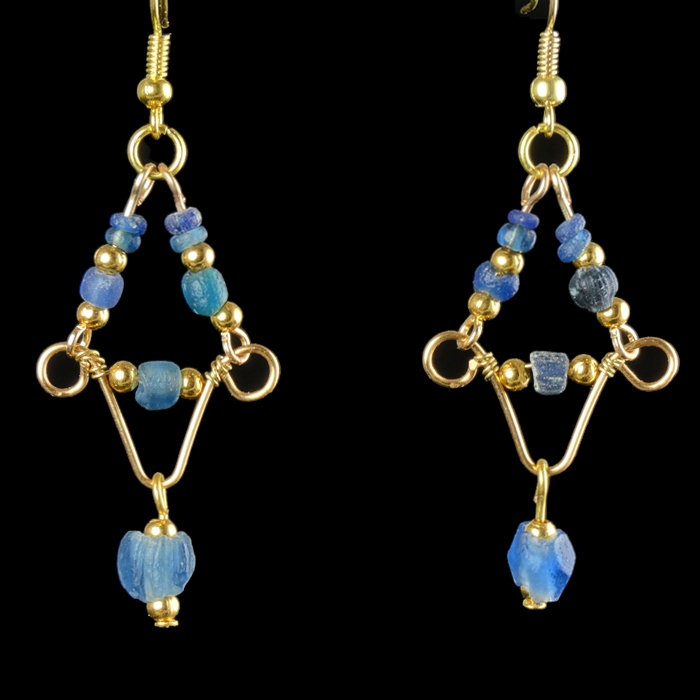 Roman - Earrings